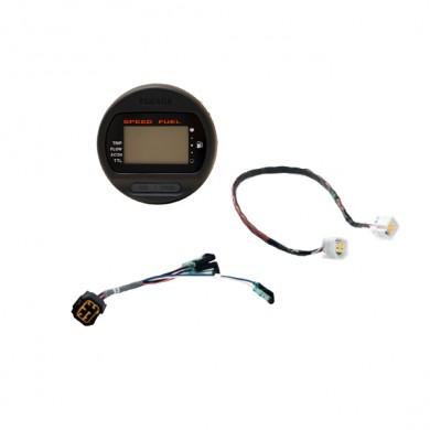 Уред YAMAHA Speed & Fuel Meter единичен кръгъл - 6Y8835001100