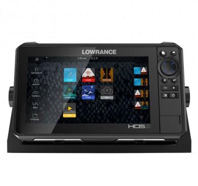 LOWRANCE HDS-9 LIVE Combo - Цветен сонар с GPS без сонда / БГ меню