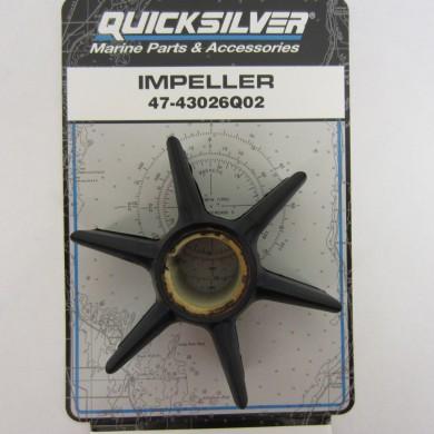 Импелер / водна помпа / турбинка MERCURY 40-250кс / 43026Q02