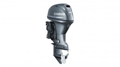 Двигател Yamaha F40FETS
